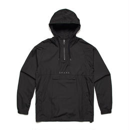 GRAND COLLECTION WINDBREAKER BLACK