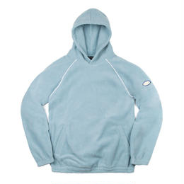 DIME FLEECE HOODIE Light Blue