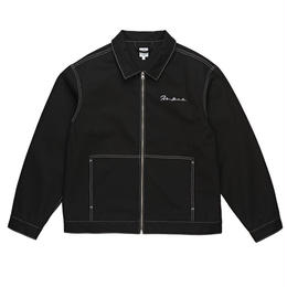 POLAR SKATE CO. 94' DENIM JACKET Black