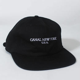 "Canal ""Canal USA"" Adult Headwear - Black"