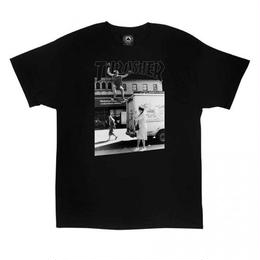 THRASHER Hackett T-Shirt  Black