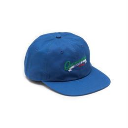 QUARTER SNACKS GROCERY CAP ROYAL BLUE