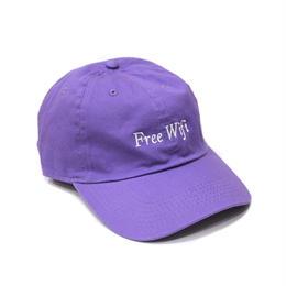 FREE WIFI Lavender Classic Cap