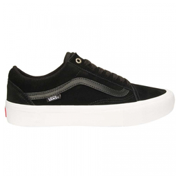 VANS OLD SKOOL PRO - BLACK/BLACK/WHITE