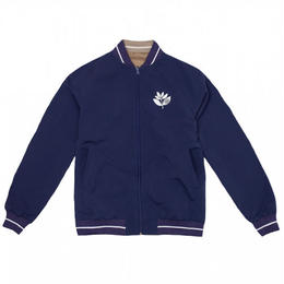 MAGENTA REVERSIBLE JACKET NAVY SAND