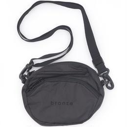 BRONZE56K RIPSTOP SATCHEL BAG BLACK