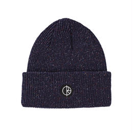 POLAR SKATE CO. HARBOUR BEANIE - DARK PRUNE
