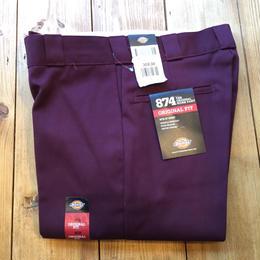 Dickies Original 874 Work Pants - Marron