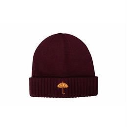 HELAS UMBRELLA BEANIE BURGANDY
