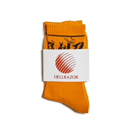 Hellrazor 地獄剃刀 Sox - Orange