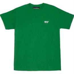 CALL ME 917 Area Code Tee Green