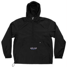HOTEL BLUE KANGAROO JACKET BLACK