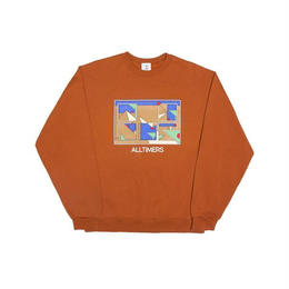 ALLTIMERS PUZZLE CREW TEXAS ORANGE
