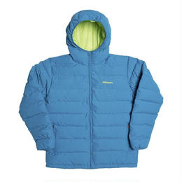 ALLTIMERS FRIENDS PUFFER JACKET BLUE/GREEN