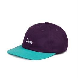 DIME CLASSIC 2-TONE HAT Purple & Turquoise