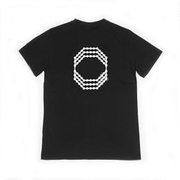 OCTAGON CELL T-SHIRT - BLACK