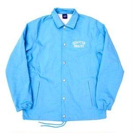 QUARTER SNACKS Canvas Coach Jacket — Baby Blue