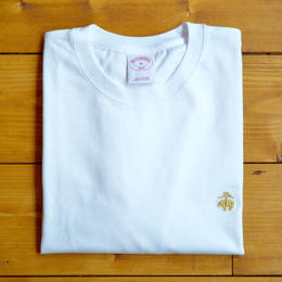 BROOKS BROTHERS T-SHIRT - WHITE