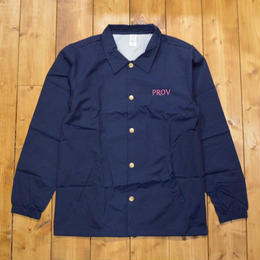 PROV COACH JACKET - NAVY