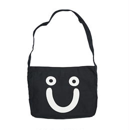 POLAR SKATE CO. HAPPY SAD TOTE Black