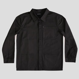 PASS~PORT - WORKERS PAINT JACKET BLACK