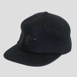 "PASS~PORT ""POOL"" WOOL CAP BLACK"