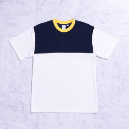 QUASI Pique Tee[Yellow]