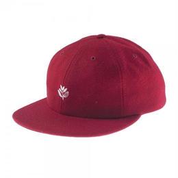 MAGENTA SKATEBOARDS 6P HAT WOOL RED