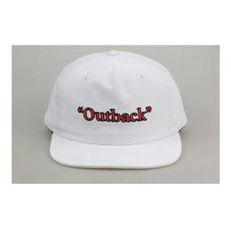 COME SUNDOWN 'OUTBACK' CAP WHITE