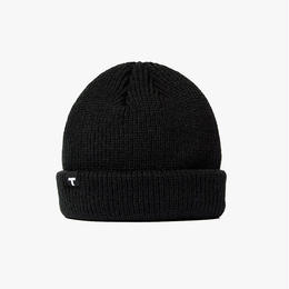 Theobalds Cap Co. Classic Team Beanie Black
