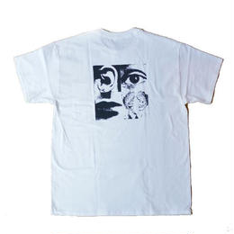 PROV NOTHING POCKET TEE WHITE