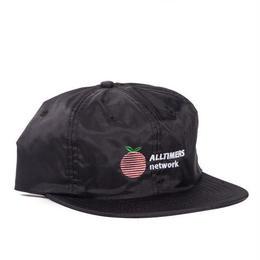 ALLTIMERS NETWORK HAT BLACK