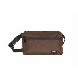 COMA Brown Hip bag