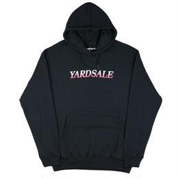 YARDSALE Fade Hood Black