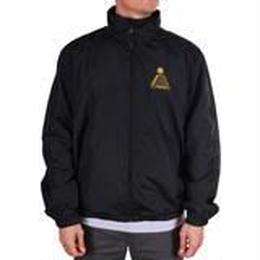 Theories Theoramid Jacket Black w/ Gold Embroidery