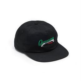 QUARTER SNACKS GROCERY CAP BLACK