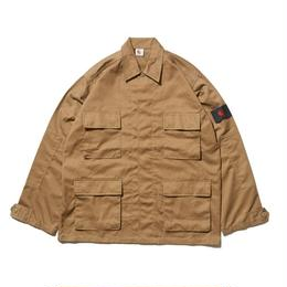 Hellrazor 地獄剃刀 BDU Jacket - Coyote Brown