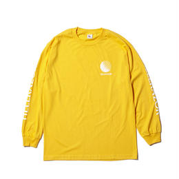 HELLRAZOR COMMERCIAL L/S TEE GOLD