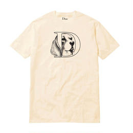 DIME DOG T-SHIRT Cream