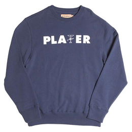 ALLTIMERS PLAYER CREW - NAVY/WHITE