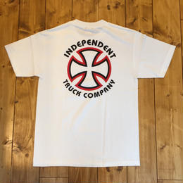 Independent Truck Co. Classic Bauhaus Tee -White