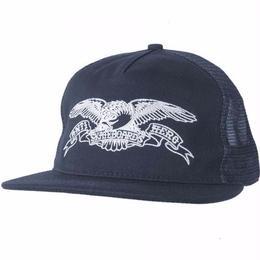 ANTI HERO BASIC EAGLE TRUCKER HAT NAVY