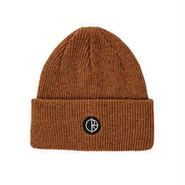 POLAR SKATE CO. HARBOUR BEANIE - CARAMEL