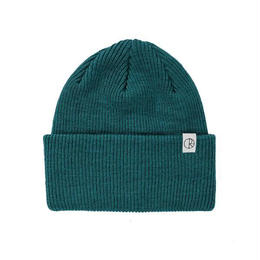 POLAR SKATE CO. MERINO WOOL BEANIE (TEAL)