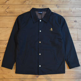"""PASS~PORT """"WORKERS"""" JACKET - BLK/CHOC"""