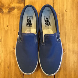 VANS USA SLIP ON NAVY