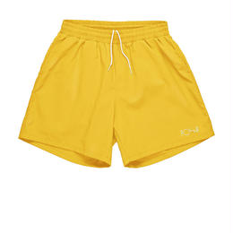 POLAR SKATE CO. SWIM SHORTS Yellow