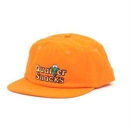 QUARTER SNACKS Cactus Cap — Orange