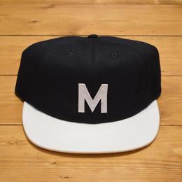Magenta Skateboards M 6P White/Navy