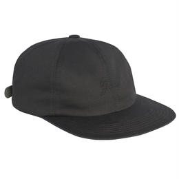 GRAND COLLECTION  Script Cap Black